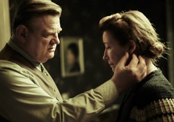 Brendan Gleeson and Emma Thompson in 'Alone in Berlin'