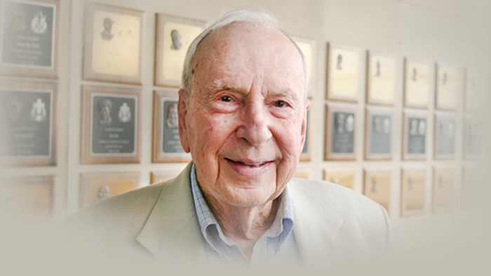 Died: Don McClanen, Founder of Fellowship of Christian Athletes
