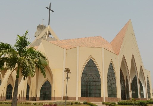 The Christian Centre in Abuja.