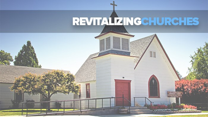 Revitalizing Church—Some Helpful Resources