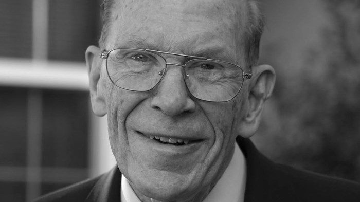 Jerry Bridges' Pursuit of Holiness Has Come to an End