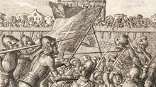 1095 Pope Urban II Launches the First Crusade