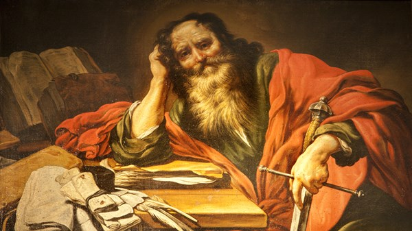 Image result for image of apostle paul