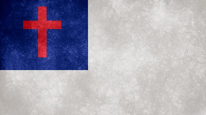 Do You Know The History Of The Christian Flag Christian History