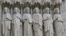 How do we know 10 of the disciples were martyred?