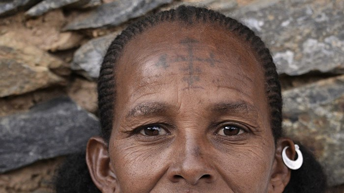 Tattoos of the Cross