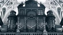 When did churches start using instrumental music?
