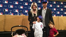 MLB Wife Julianna Zobrist: 'Baseball Is All My Kids Have Ever Known'