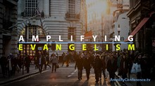 Amplifying Evangelism—One Way to Amplify Our Gospel Witness...Unplug!