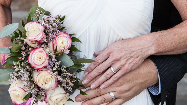 A Midlife Marriage