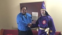 An African American Confronts the Klan in Accidental Courtesy