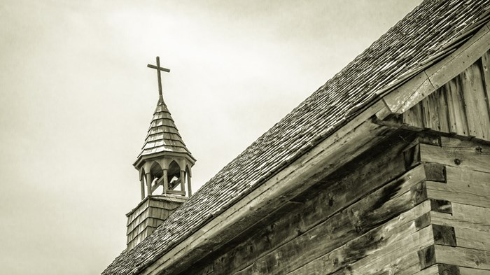 Here Is the Church, but Where Is the Steeple?