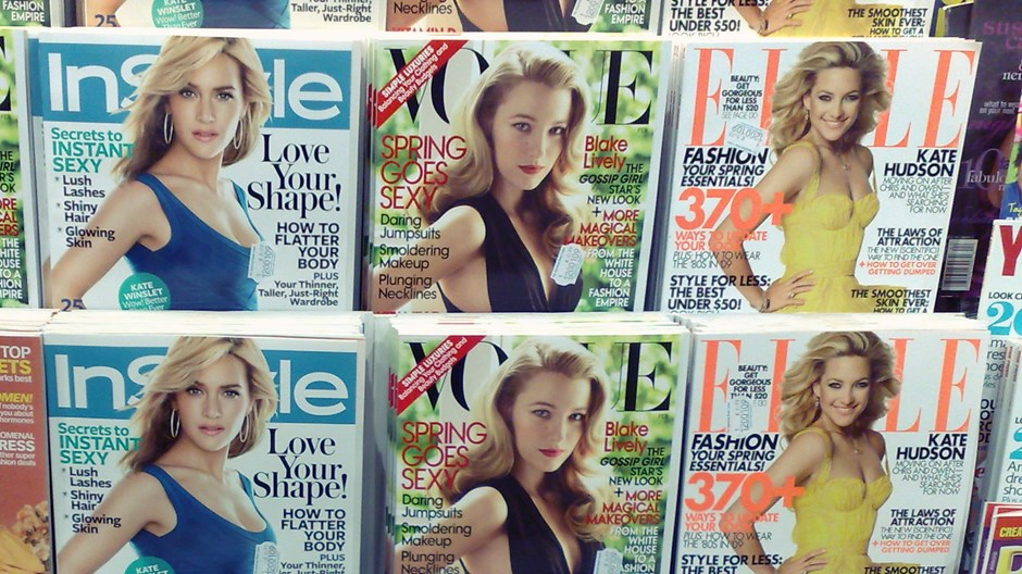 A Smart Fashion Mag Is Hard to Find