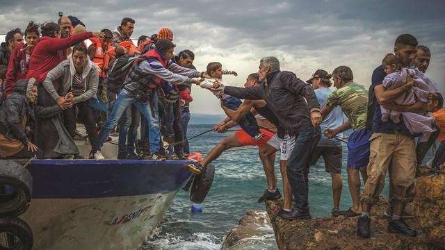 Esperanza en el camino de los refugiados: Informe especial sobre los cristianos en Iraq y Grecia