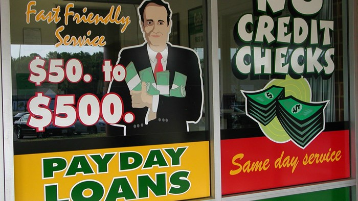 Christians Say Predatory Payday Loans Are Sinful
