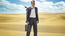 In 'A Hologram For The King,' Tom Hanks Goes to Saudi Arabia