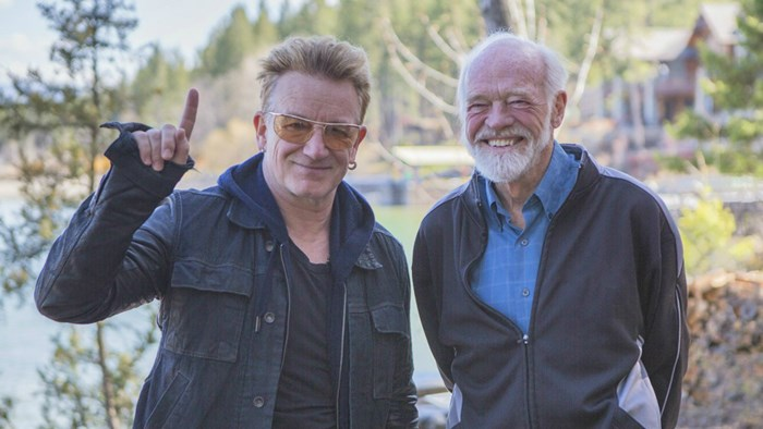 Beyond Bono and Eugene Peterson: The Most Searched and Shared Psalms