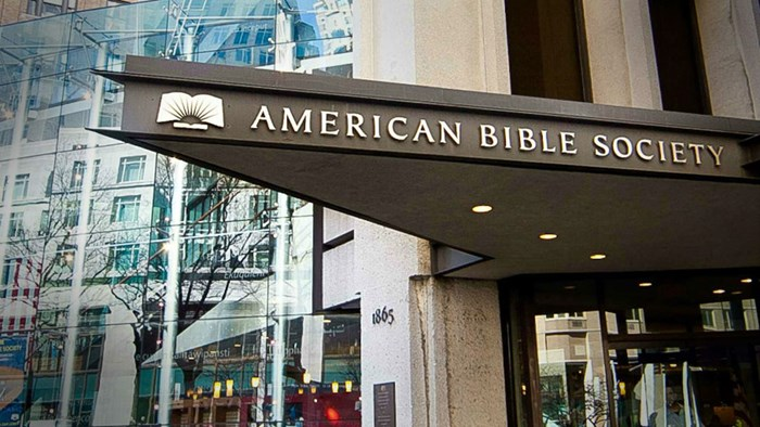 How the American Bible Society Became Evangelical