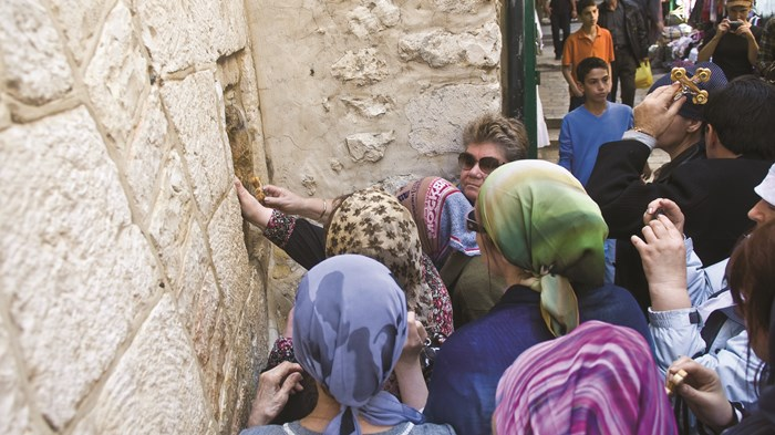 Pilgrims' Process: Why Christians Closest to the Holy Land Visit the Least
