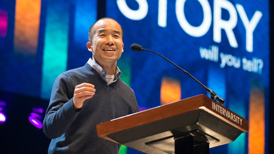 InterVarsity Names a Historic New President