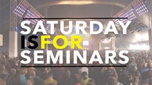 Saturday is for Seminars—The Gideons and the Amplify Conference