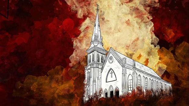 What It Means to Burn Down a Black Church