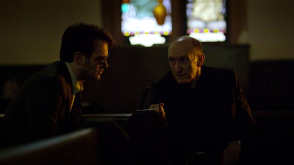 Why I'm Envious of the Church in Marvel's 'Daredevil'