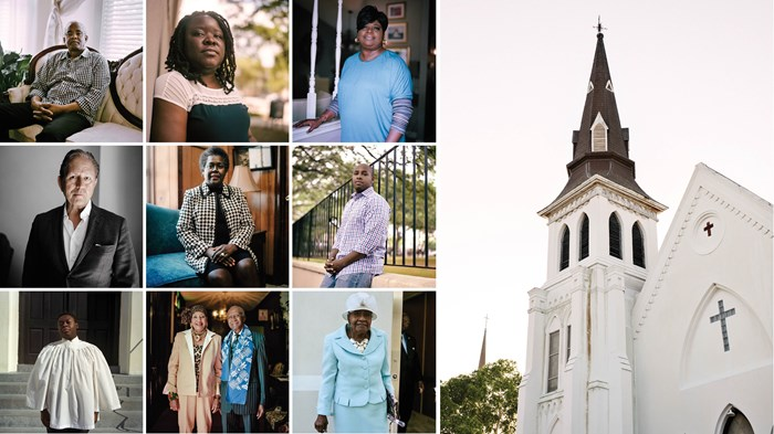 11 Portraits of Charleston Survivors' Grief and Grace