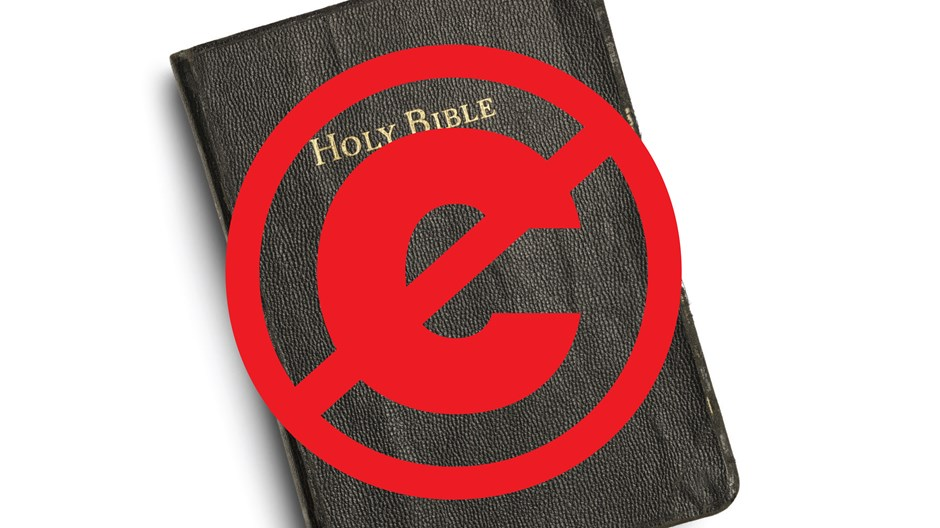 Releasing God's Word: Do Copyrights Help or Hurt Bible Translation?