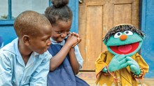 Preventative Play: Sesame Street and World Vision in Zambia
