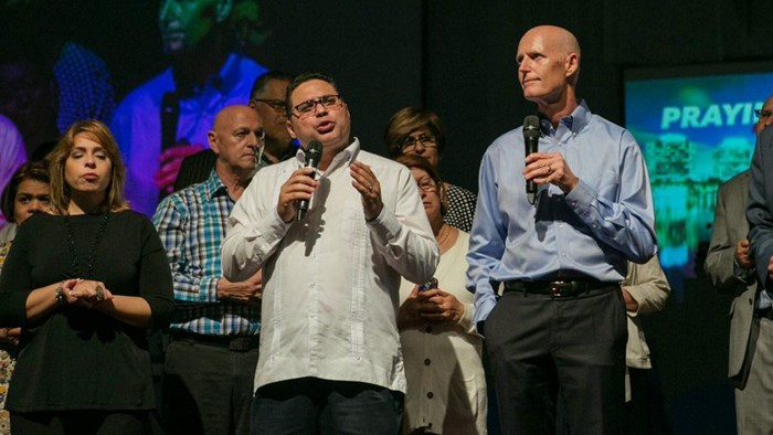 Grieving Together: How Orlando's Hispanic Evangelicals Are Reaching Out