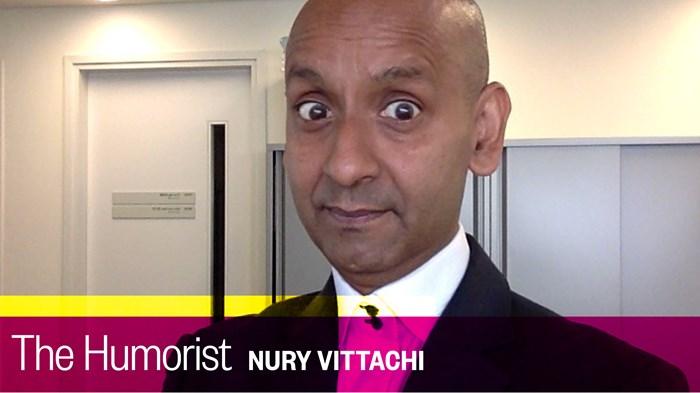 Nury Vittachi
