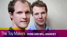 Chris and Will Haughey