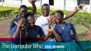 Eric Wowoh