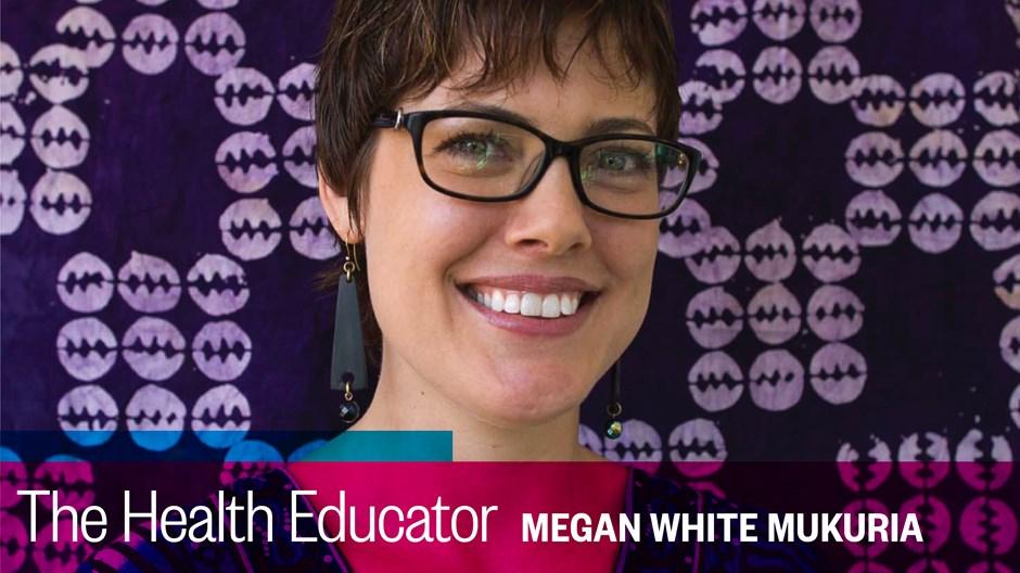 Megan White Mukuria