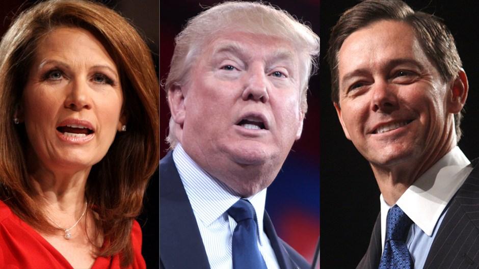 Who's Who of Trump's 'Tremendous' Faith Advisers