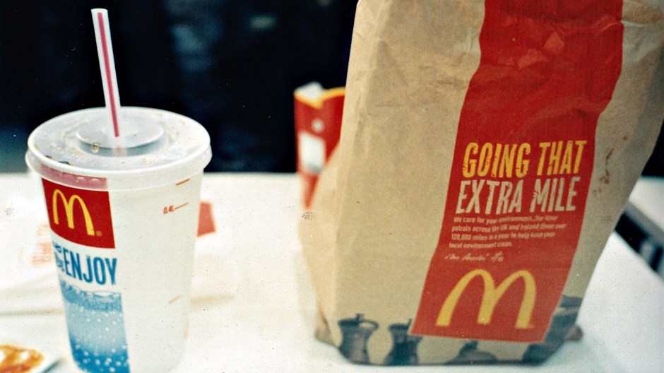 McDonald's May Be the Most Welcoming Spot in Your Neighborhood