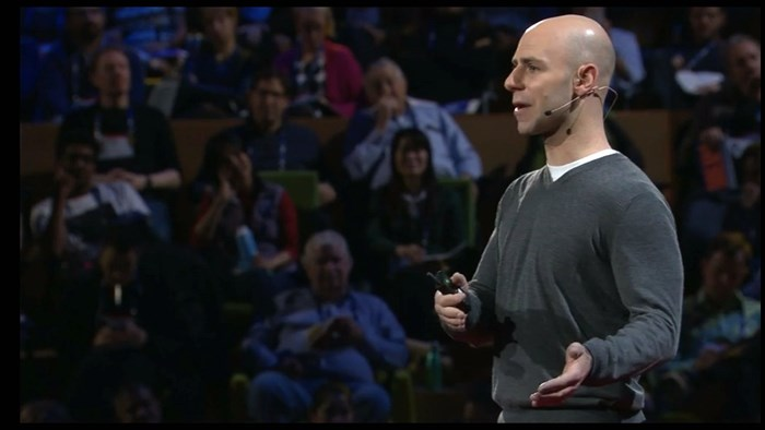 Q+A with Adam Grant: Does Our Calling Make Us More Creative?