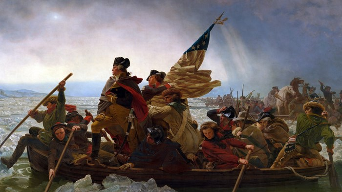 George Washington: The 'American Moses'