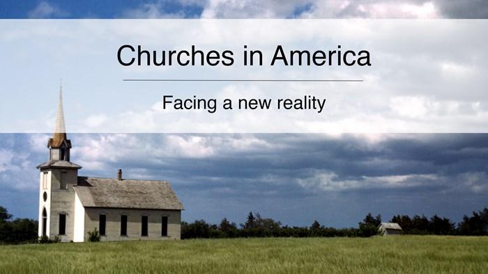 Churches in America—Part 1