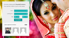 A 'Romantic Way to Escape Persecution': Online Matchmaking