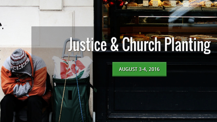 Justice and Church Planting: August CPLF Gathering