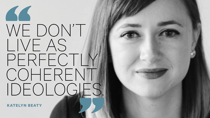Katelyn Beaty: Despite the Cost, I'm Proud to Be an 'Intimidating' Woman