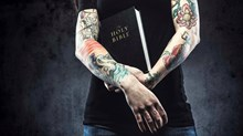 Awkward Church Stock Photos: The Inky Sleeves