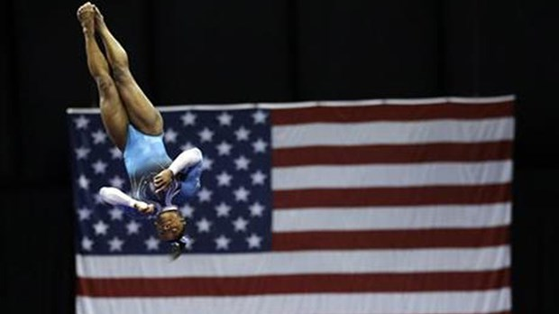 What Simone Biles Is Teaching Me about Innovation