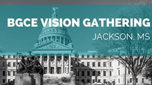 An Invitation To Our First Billy Graham Center Vision Gathering