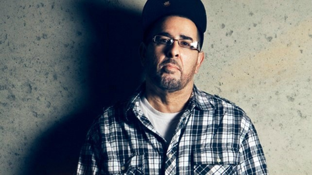 The DJ Making the Angels Rap