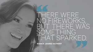 In Her Fight Against Slavery, Bianca Juarez Olthoff Isn't Afraid to Play with Fire