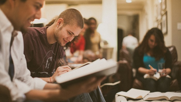Teens Read Bible More During the School Year