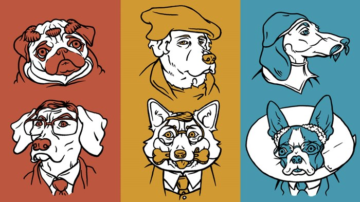 Dog Names for Theology Lovers